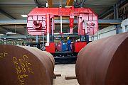 Sägeautomat Amada max 1600mm ø <br />Nach unserer Kenntnis die einzige Säge <br /> dieser Größe in einem lagerhaltenden Stahlhandel in der BRD