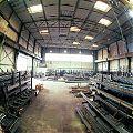 Halle 2  - Abmessungen bis ca. 100 mm